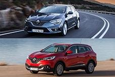 Renault Megane - Kadjar