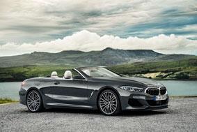 BMW 8 Convertible