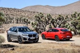 BMW X3 M - X4 M