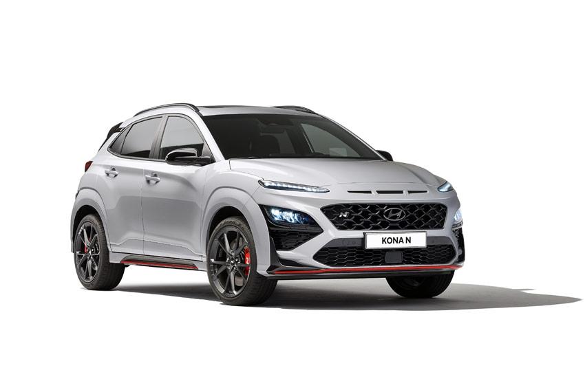 Hyundai παρουσίασε το Kona N