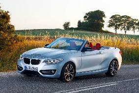 BMW 2 Cabriolet