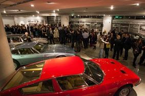 Έκθεση 100 χρόνια Maserati