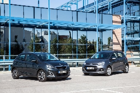 Hyundai i10 1.2 - Peugeot 108 1.2