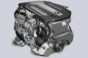 BMW 750d diesel