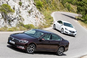 Opel Insignia - VW Passat