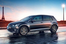 VW Golf Allstar