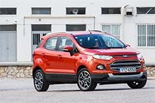 Μειωμένες τιμές για Ford B-Max και EcoSport