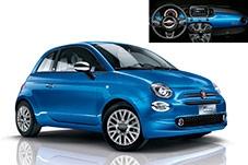 Fiat, 500 Mirror