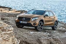 Ήρθε η ανανεωμένη Mercedes GLA