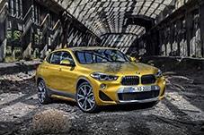 Από 33.200 ευρώ η νέα BMW X2