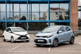 Kia Picanto – Toyota Aygo