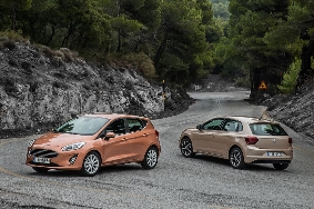 Ford Fiesta - VW Polo