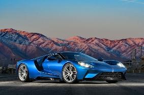 """Το νέο Ford GT στο """"The Mall Athens"""""""