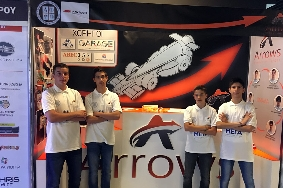 Arrows F1 in Schools