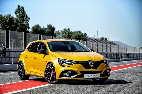 Renault Megane R.S. Trophy
