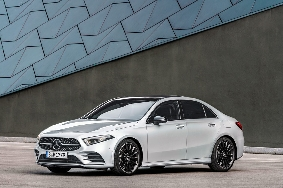 Mercedes A-Class Sedan