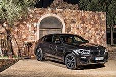 Διαθέσιμη στην Ελλάδα η νέα BMW X4