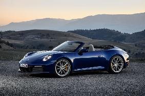 Νέα Porsche 911 Cabriolet