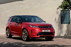 Νέο Land Rover Discovery Sport
