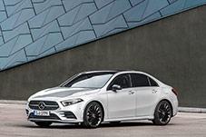Mercedes A-Class Sedan
