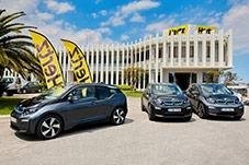 Ενοικίαση ηλεκτρικών αυτοκινήτων από τη Hertz