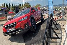 Subaru XV Challenge την Κυριακή στο Χαλάνδρι
