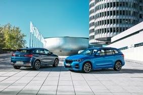 BMW X1 και X2 xDrive25e