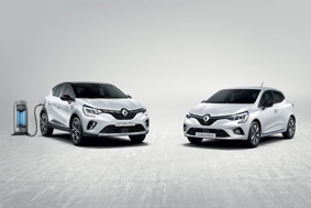 Renault Clio και Captur E-Tech