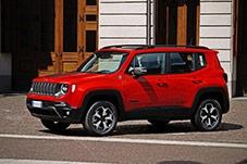Εγγύηση Jeep για 4 χρόνια ή160.000 χλμ.