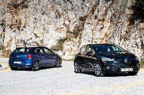 Renault Clio - VW Polo