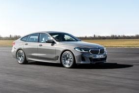 Ανανέωση για τη BMW 6 Gran Turismo