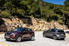 Nissan Juke - VW T-Cross