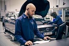 Εγγύηση ανταλλακτικών Volvo εφ' όρου ζωής