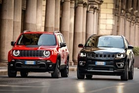 Jeep Renegade - Compass 4xe