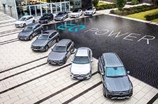 Δωρεάν ενέργεια για ηλεκτρικά και υβριδικά Mercedes