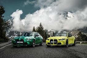 Νέες BMW M3 και M4