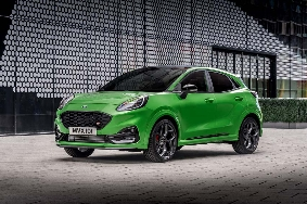 Η Ford παρουσίασε το Puma ST