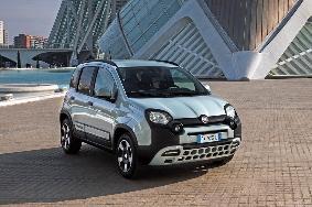 Fiat Panda Cross Hybrid