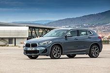 Ήρθε η φορτιζόμενη υβριδική BMW X2