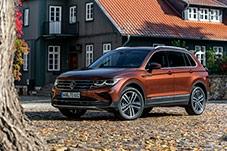 Ήρθε το ανανεωμένο VW Tiguan