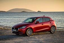 Μειωμένες τιμές από τη Mazda