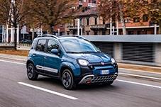 Έκδοση φυσικού αερίου για το Fiat Panda