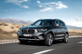 Ανανέωση για τις BMW X3 και X4